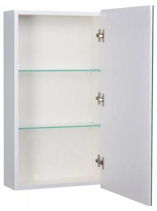 Шкаф-зеркало Хеппи 50 Идеал левый/правый