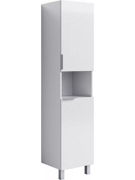 Пенал напольный Бриг, белый,, Br.05.04/W, AQWELLA