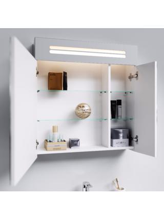 Шкаф-зеркало Нео с подсветкой Neo.04.08, AQWELLA