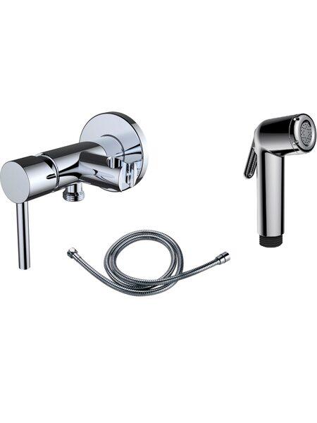 61117 CLEVER TOUBKAL Гигиенический душ, хром