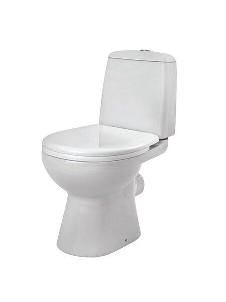 Унитаз напольный Santek Цезарь (крышка-сиденье SoftClose) 1.WH30.1.746