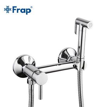 F7503 Смеситель с гигиеническим душем FRAP