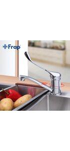 F4554-2 Смеситель для кухни, хирургический FRAP