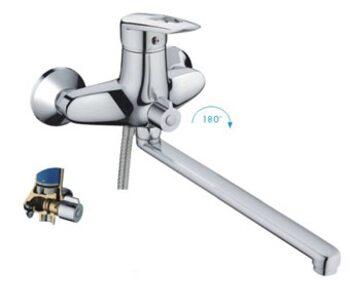 F2207 Смеситель для ванны FRAP