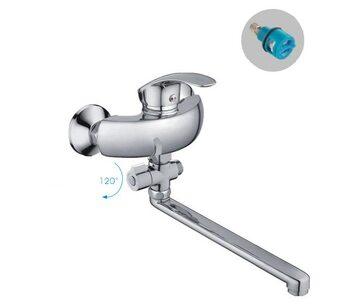 F2121 Смеситель для ванны FRAP