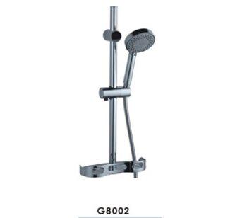 G8002 душевой гарнитур, хром GAPPO