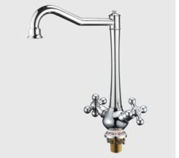 G4065 Смеситель для кухни, рисунок/керамика GAPPO