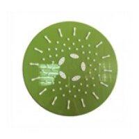 F11-33 тропическая насадка для душа. 200*200, зеленый FRAP