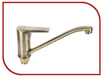 F4930-4 Смеситель для кухни, бронза FRAP