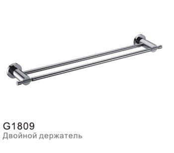 G1809 Полотенцедержатель двойной 655 GAPPO