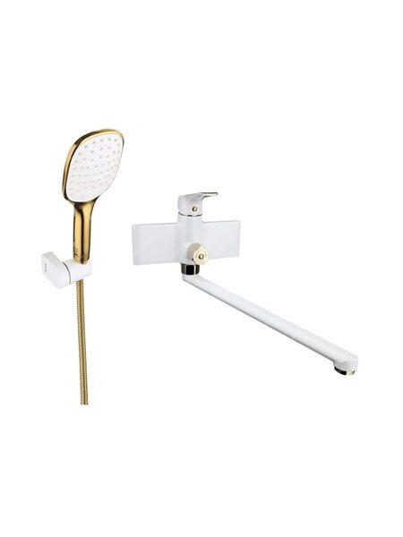 G2280 Смеситель для ванны, белый GAPPO