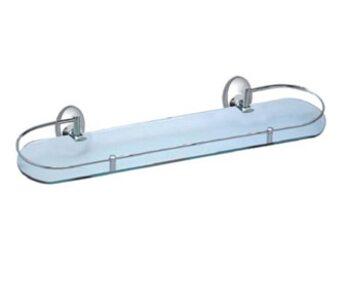 F1607-1 Полка стеклянная FRAP