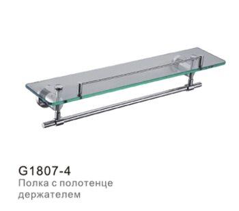 G1807-4 Полка стеклянная, 580 GAPPO