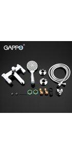 G3241 Смеситель для ванны GAPPO