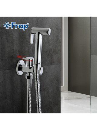 F7501 Смеситель с гигиеническим душем (моно) FRAP