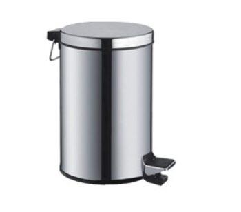 F701 ведро для мусора 3L хром FRAP