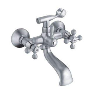 F3019-1 Смеситель для ванны, матовый FRAP