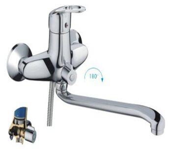 F2205 Смеситель для ванны FRAP