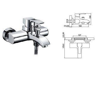 G3008 Смеситель для ванны GAPPO