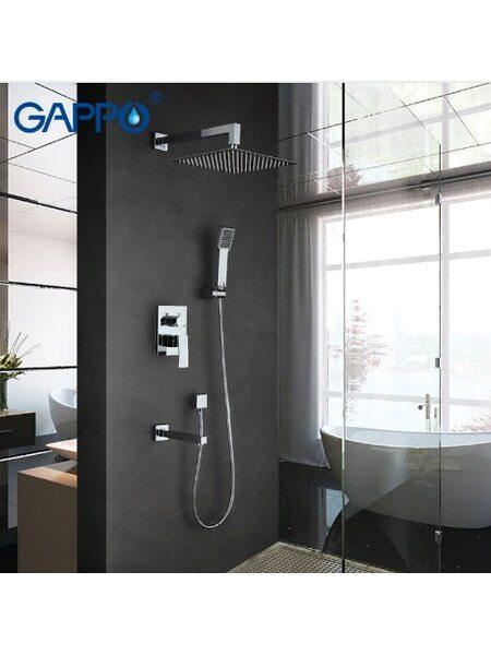 G7102 Душевая система встроенная GAPPO