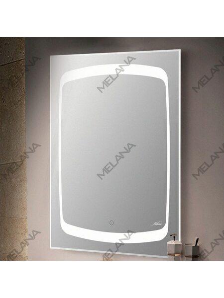 Зеркало с LED-подсветкой MELANA-6080 (MLN-LED024)