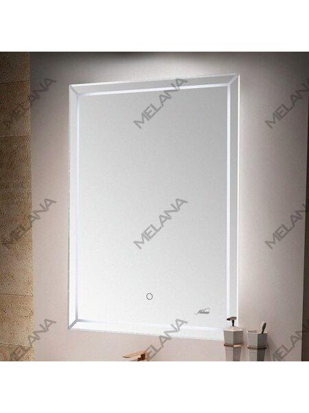 Зеркало с LED-подсветкой MELANA-5070 (MLN-LED192)