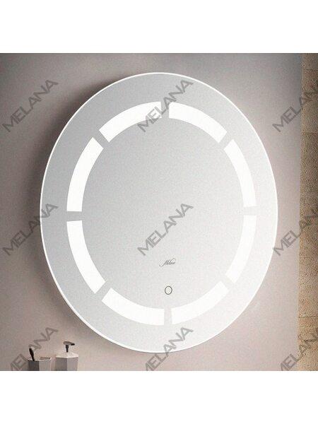 Зеркало с LED-подсветкой MELANA-600 (MLN-LED084)