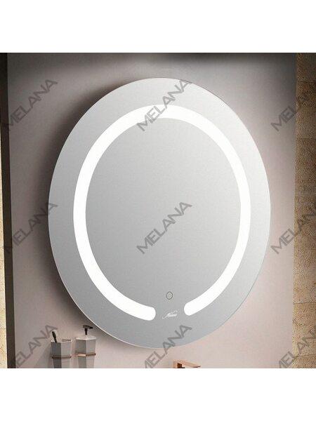 Зеркало с LED-подсветкой MELANA-600 (MLN-LED087)