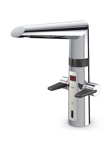 2722F Смеситель для кухни бесконтактный OPTIMA ORAS