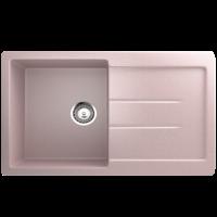 Мойка Ulgran U-507 (770*495) розовый