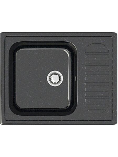 Мойка прямоугольная (647х497х195) Арлин Z15Q4 (черный)