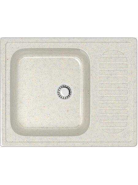 Мойка прямоугольная (647х497х195) Арлин Z15Q7(хлопок)