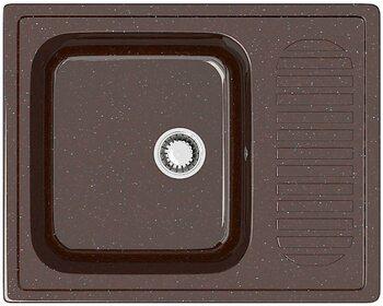 Мойка прямоугольная (647х497х195) Арлин Z15Q16(шоколад)