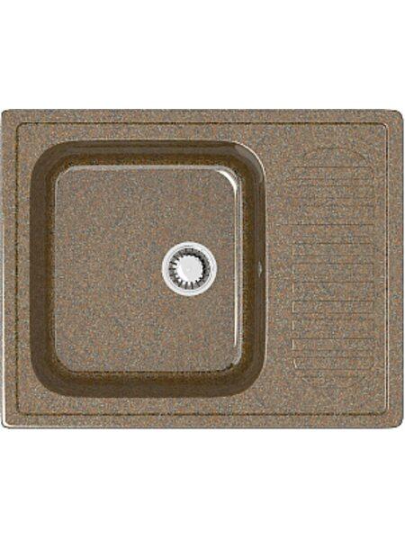 Мойка прямоугольная (647х497х195) Арлин Z15Q9 (терракот)