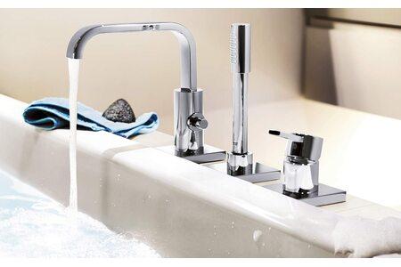 Лучшие модели смесителей для ванн