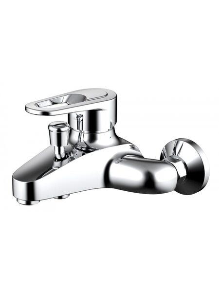 LOOP Смеситель для ванны Bravat F6124182CP-01-RUS