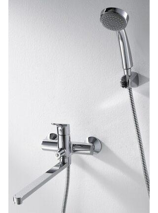 DROP Смеситель для ванны Bravat F64898C-LB