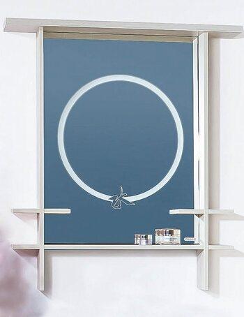 Зеркало ХОККАЙДО 90 светлая лиственница