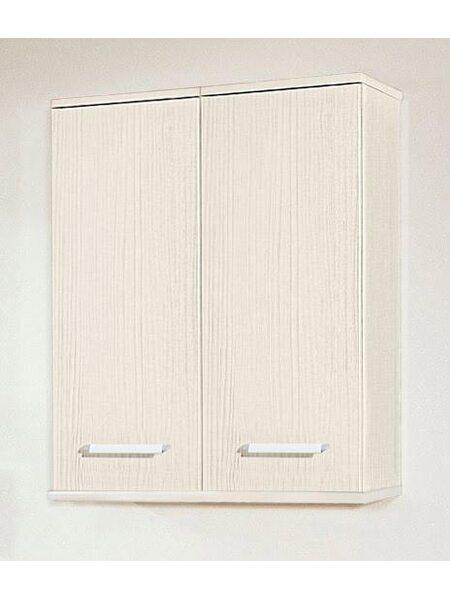 Шкаф навесной КАРИБЫ 62 светлая лиственница