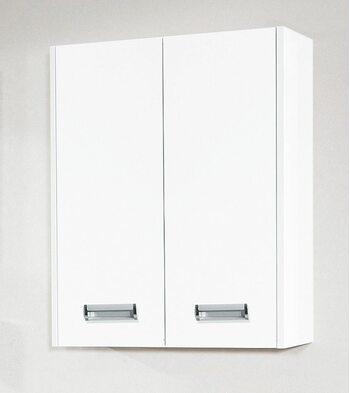 Шкаф навесной ПАЛЕРМО 62 белый