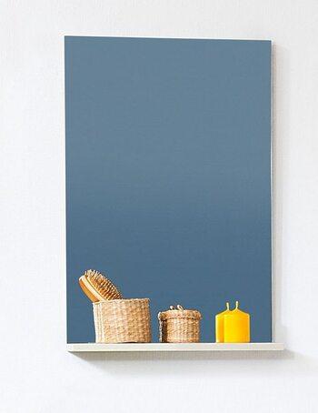 Зеркало КАТЮША 50 светлая лиственница