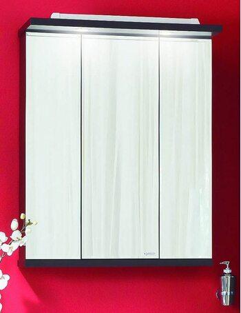 Зеркало-шкаф  БАЛИ 75 венге