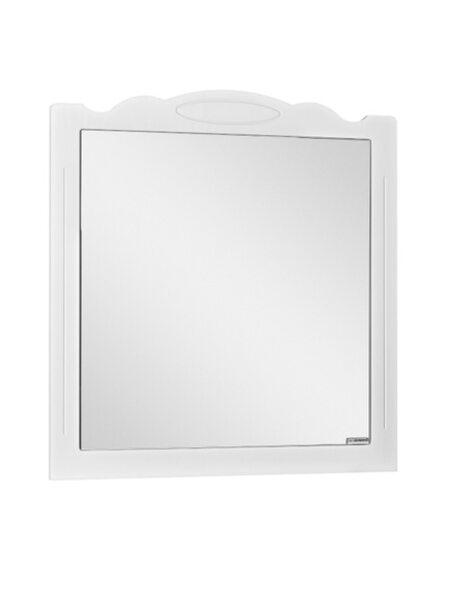 Зеркало RICH 105 Белое Дерево Домино