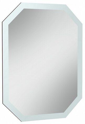 Зеркало Грани 02 450*600 мат.Домино