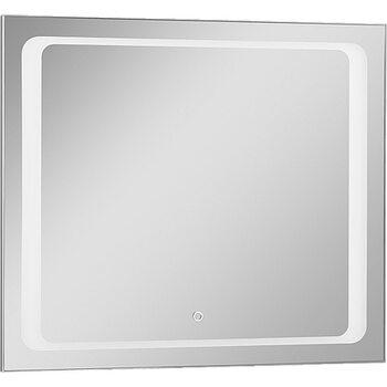 Зеркало Galaxy 80 alum с подсветкой Sansa