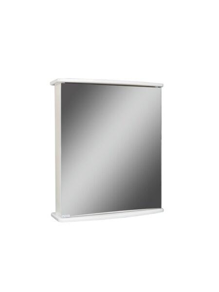 Шкаф-зеркало Милана 50 левый/правый АЙСБЕРГ-универсальный