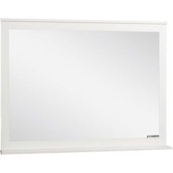 Зеркало Belle 85 Белый матовый Домино