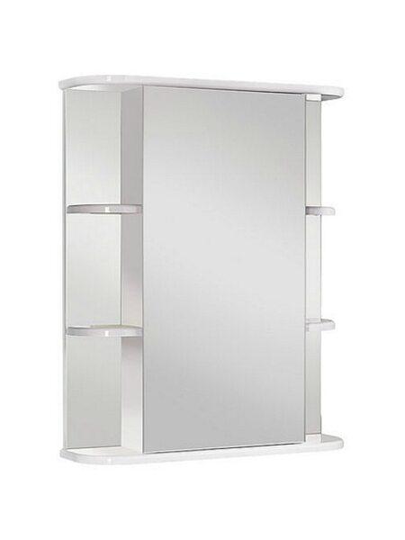 Шкаф-зеркало Оазис-2 50 Идеал левый/правый Домино