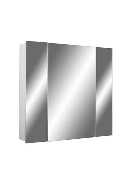 Шкаф-зеркало Хеппи 76 Идеал левый/правый Домино