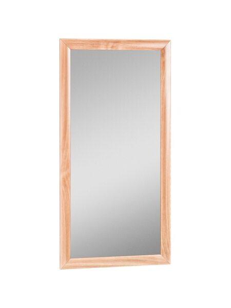 Зеркало МДФ профиль 600х400 Бук Домино